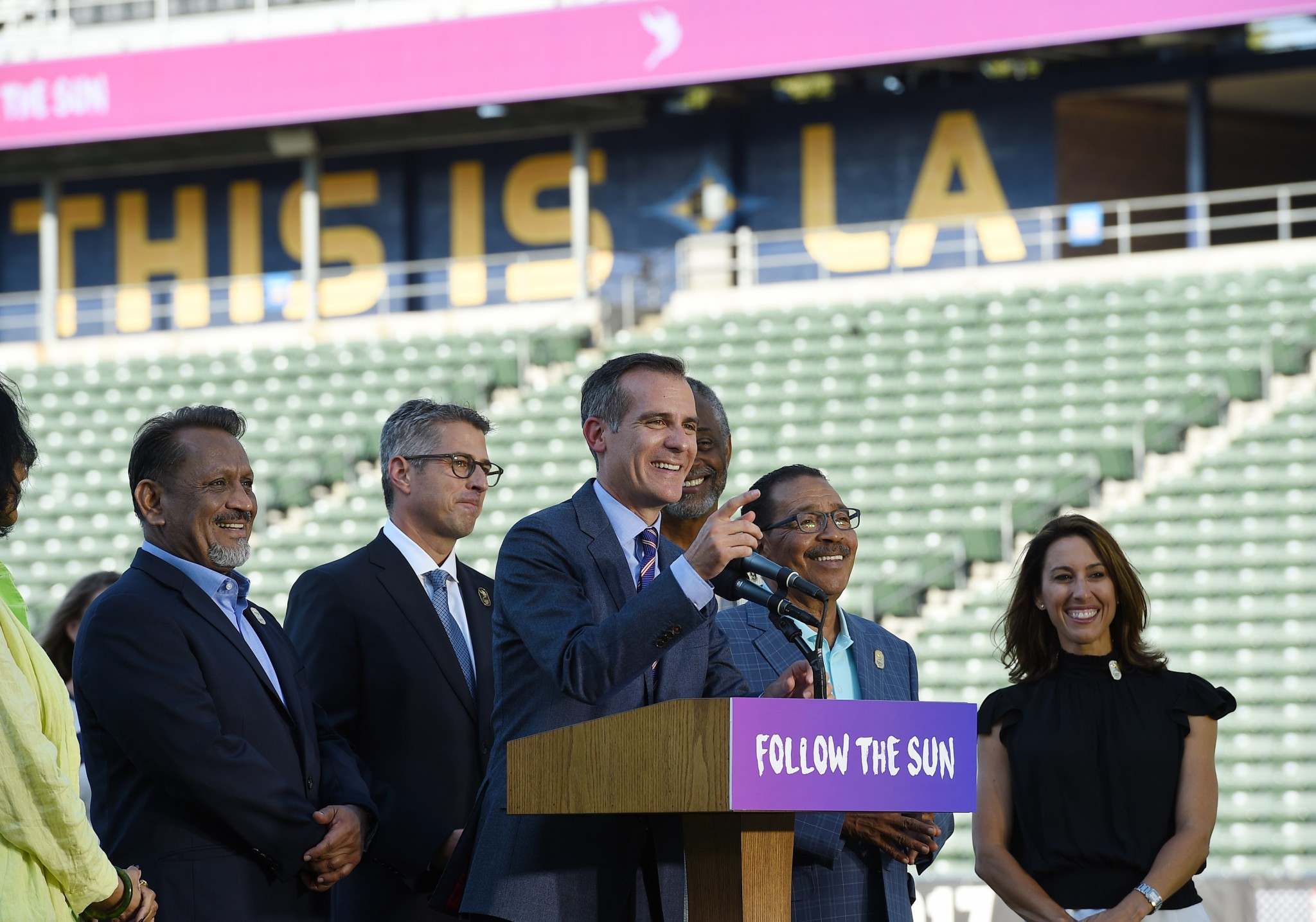 Los Angeles 2028 calls for public support at key council meeting