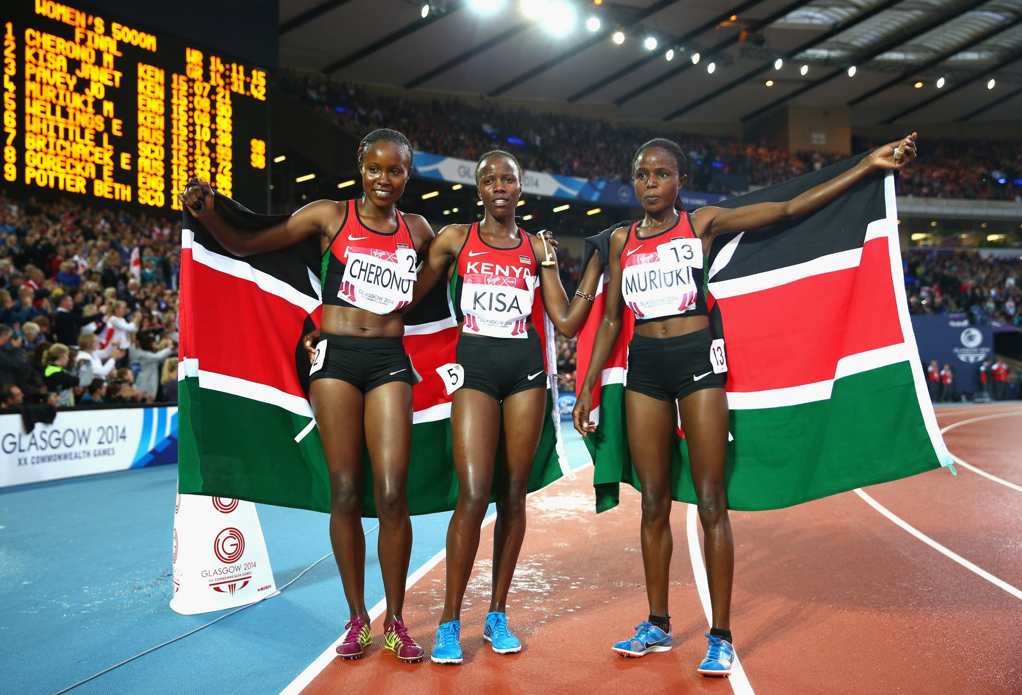 If Kenya are banned by the International Olympic Committee following a failure to hold NOCK elections it means they could also miss next year's Commonwealth Games in the Gold Coast ©Getty Images