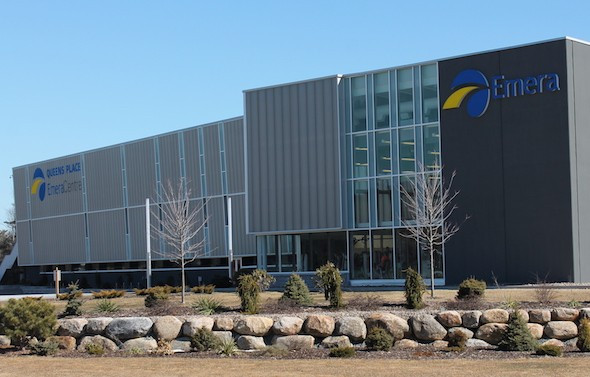 The Queens Place Emera Centre will host competition in 2019 ©Curling Canada
