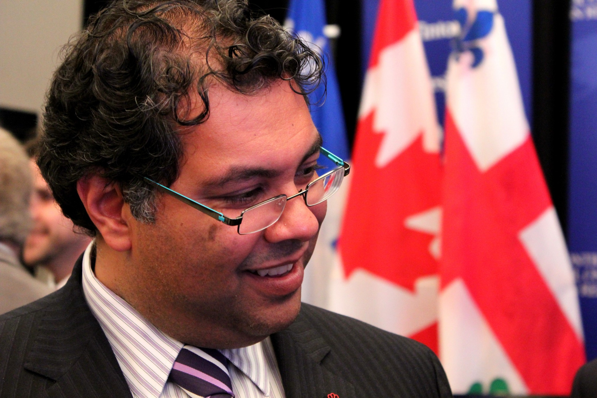 Calgary Mayor Naheed Nenshi said more time would be taken to explore the options ©Getty Images