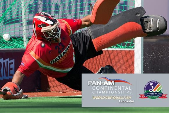 World Cup qualification on the line at Pan American Hockey Cup