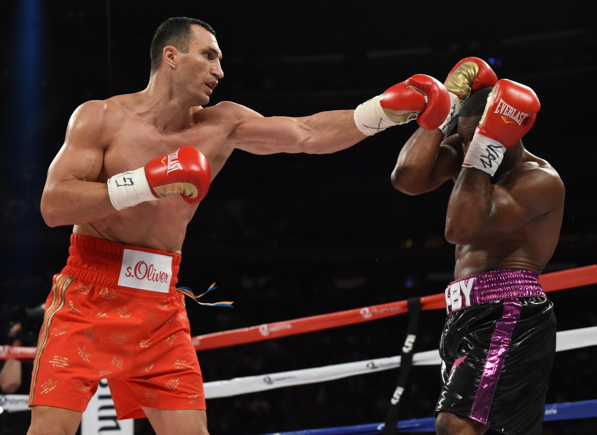 Wladimir Klitschko announces retirement from boxing