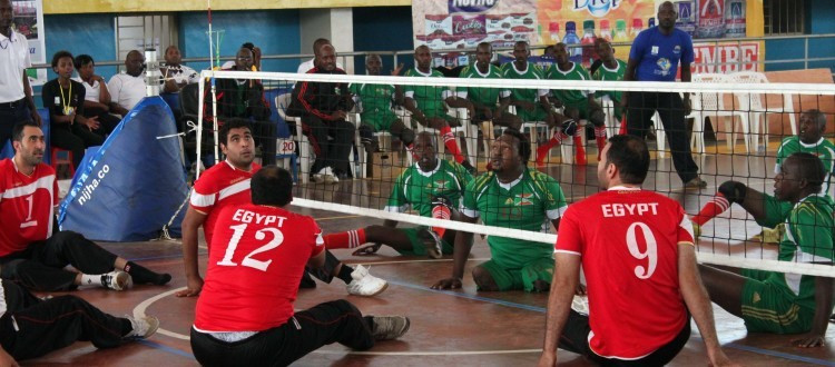 Egypt maintain impressive form ahead of gold medal match at ParaVolley Africa Sitting Volleyball Championships