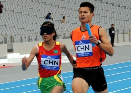 Ten Asian records fall on second day of Beijing IPC Athletics Grand Prix