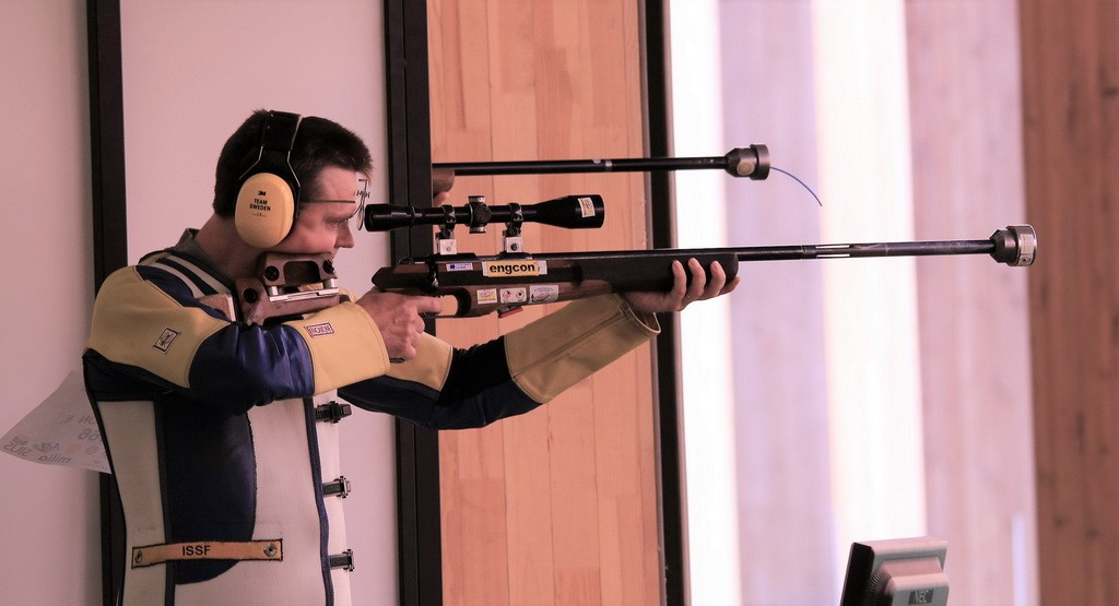 Sweden's Martinsson strikes gold on final day of European Shooting Championships