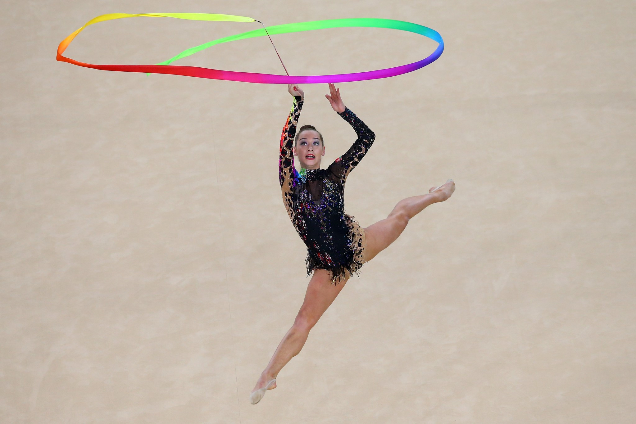 Rio 2016 Olympic finalist Katsiaryna Halkina will be part of the Belarus team at the Falcon Club ©Getty Images