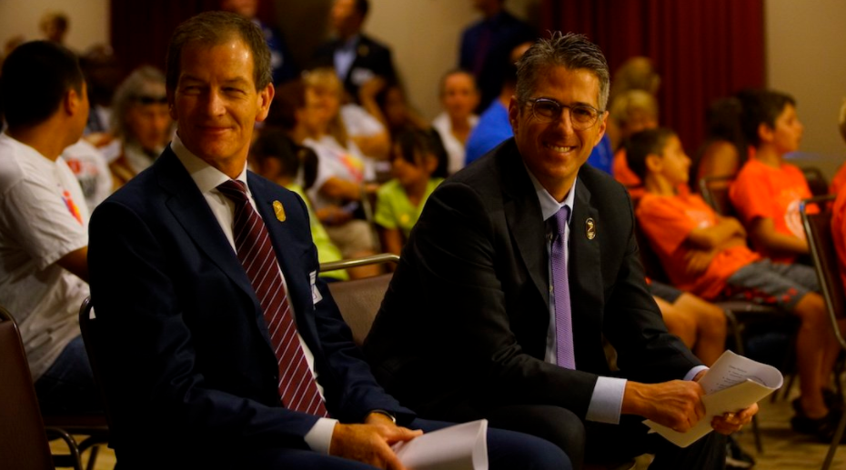 Los Angeles City Council express support for hosting 2028 rather than 2024 Olympics
