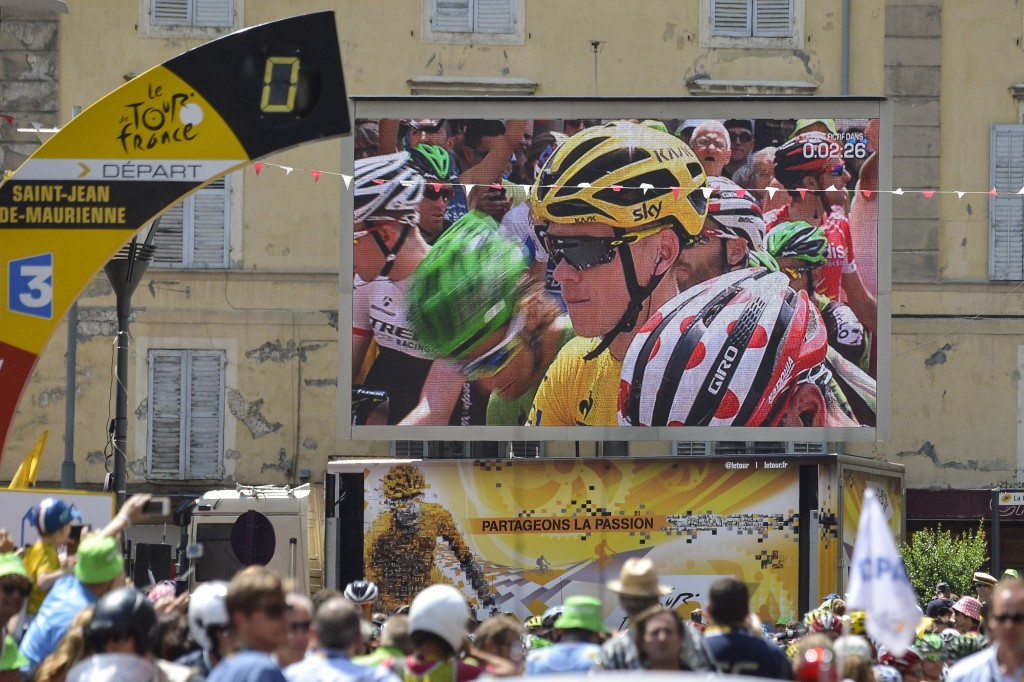 The animosity from some spectators towards Chris Froome can be seen a legacy of convicted drug cheat Lance Armstrong