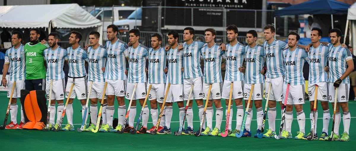 Olympic champions assert dominance on opening day of Pan American Hockey Cup