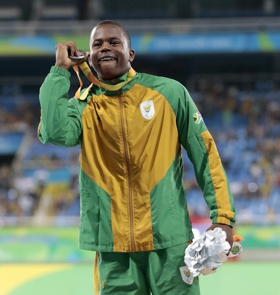 South African breaks 100m T42 world record at World Para Athletics Junior Championships