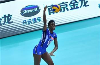 Italy beat Olympic champions China to reach FIVB World Grand Prix final