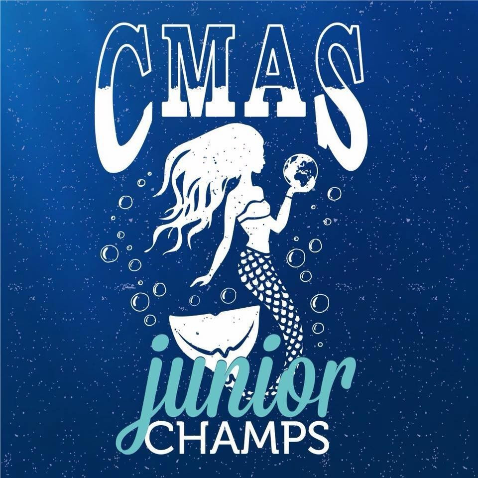 Russians break relay record at CMAS Junior Finswimming Championships