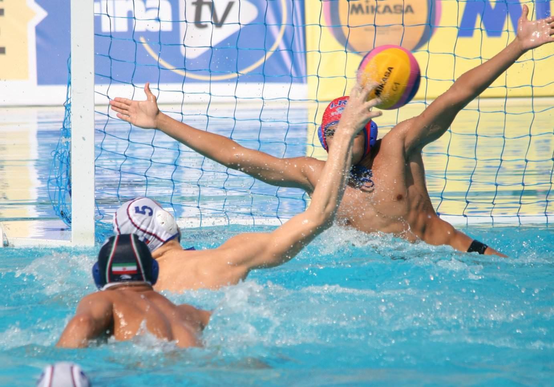 Russia dominated Iran 19-2 ©Russell McKinnon/FINA