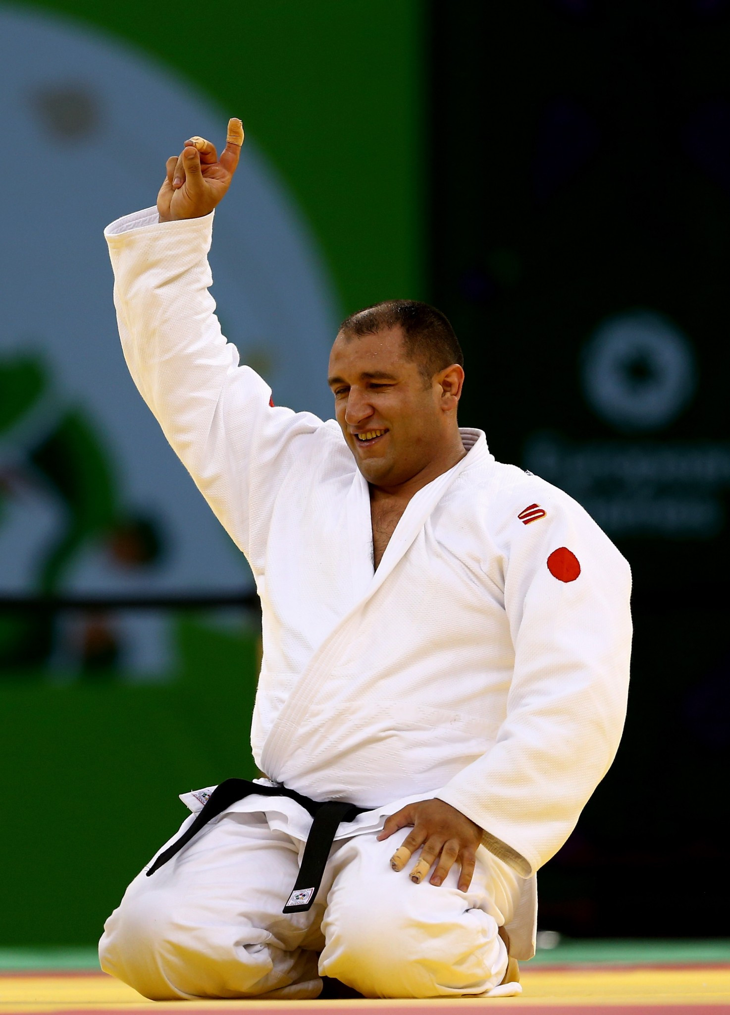 Ilham Zakiyev won a seventh consecutive European gold medal today ©Getty Images