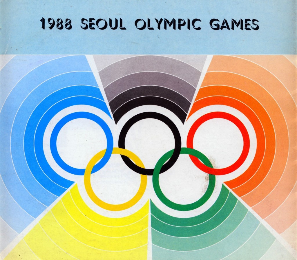 South Korea's capital Seoul had a straight fight with the Japanese city of Nagoya for the 1988 Summer Olympic Games