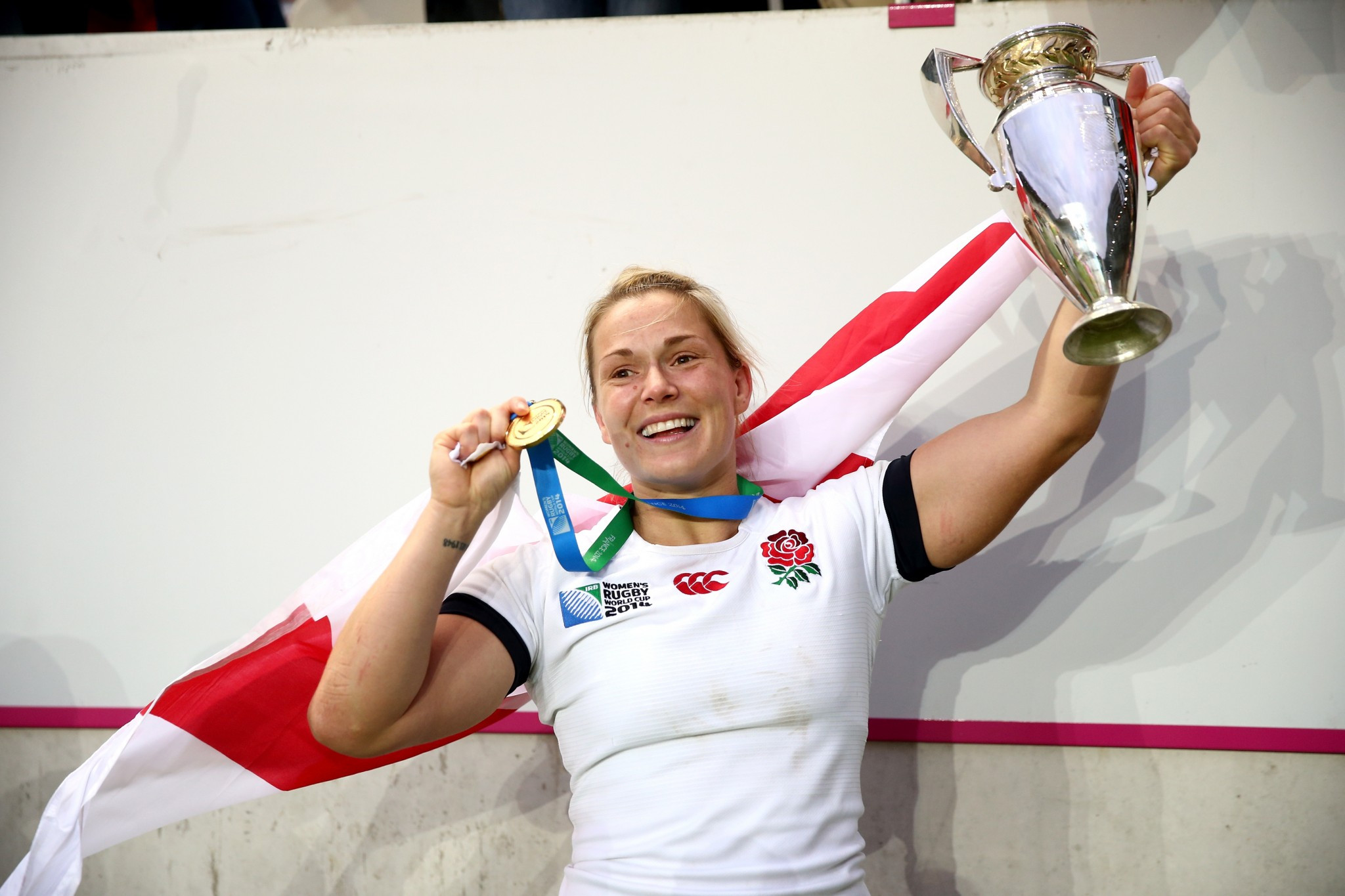 World Rugby's Sadleir defends RFU over England women's contract decision
