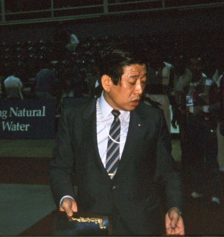 Kim Un Yong was the power behind Seoul's 1988 Olympic bid