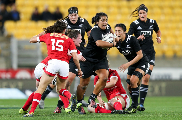 New Zealand's Black Ferns will seek to reclaim the World Cup in Ireland ©Getty Images