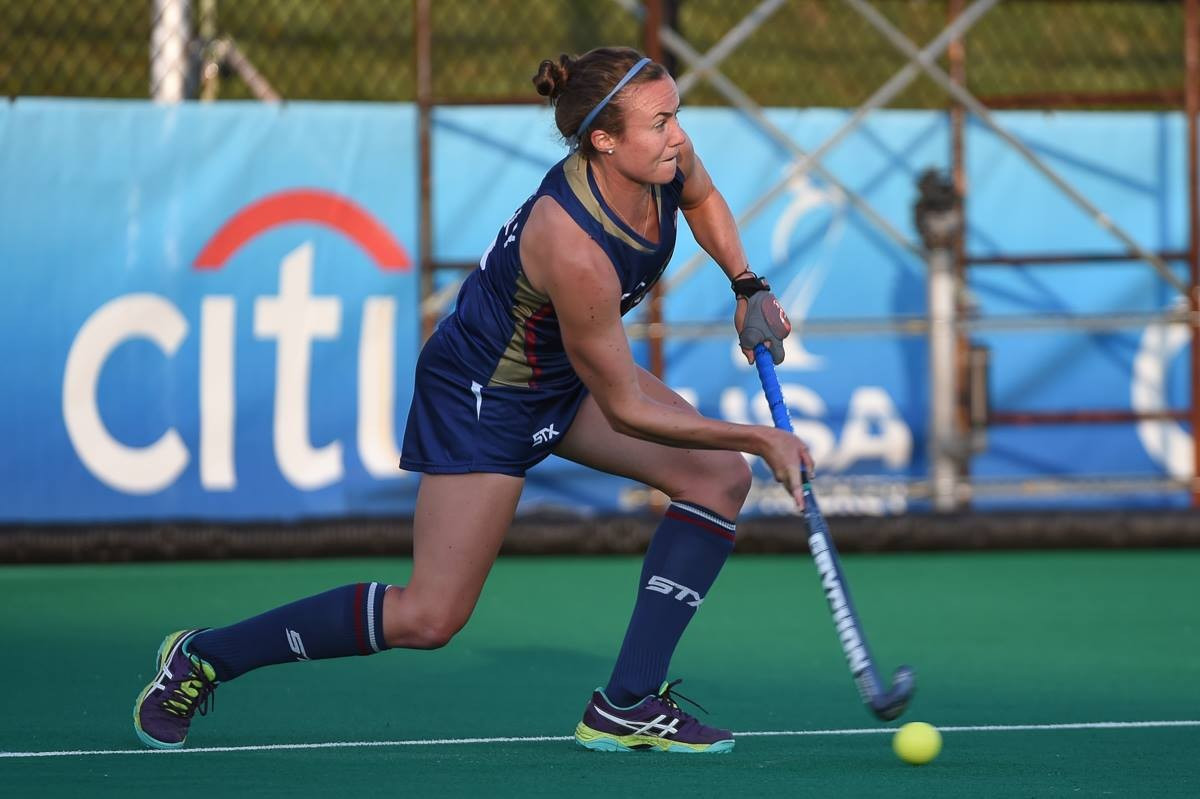 Hosts make strong start to women's Pan American Hockey Cup