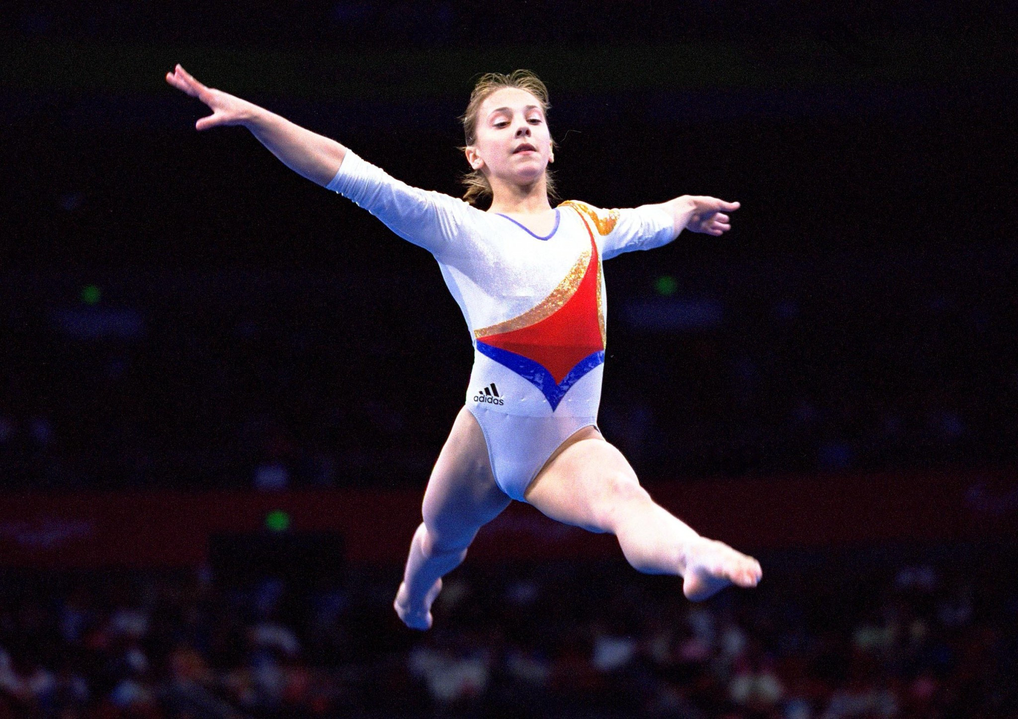 Sydney 2000 Olympic Medallion Gymnastics