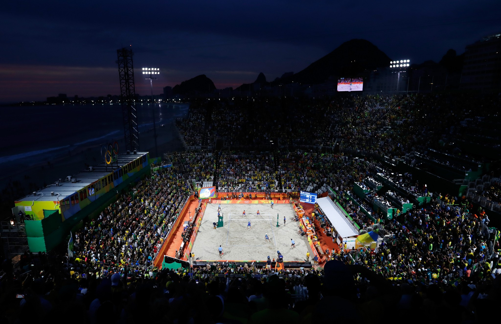 FIVB confident of becoming top-tier Olympic sport by Paris 2024