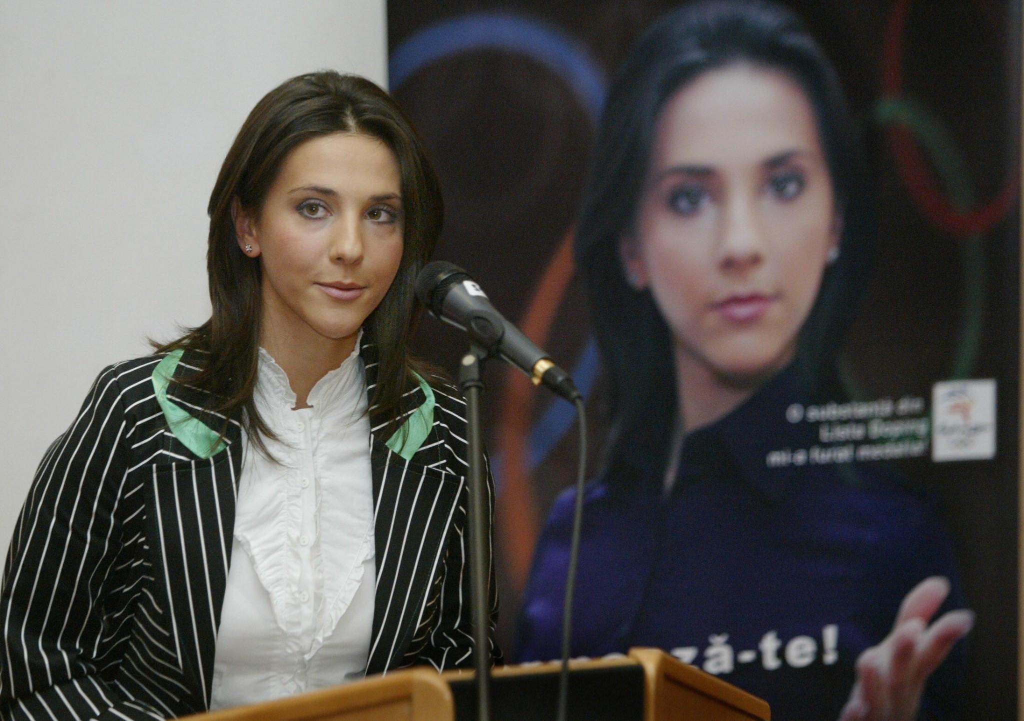 Sydney 2000 gold medallist elected President of Romanian Gymnastics Federation