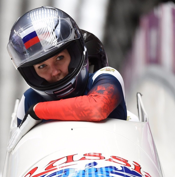 Russian bobsleigh athlete Paleeva banned for two years