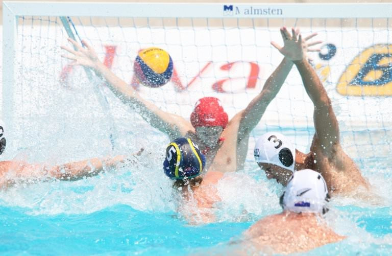 Australia rise to top of Group C at World Men's Junior Water Polo Championships