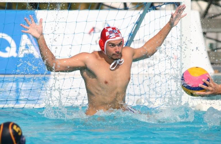 Croatia beat Spain 6-5 ©Russell McKinnon/FINA