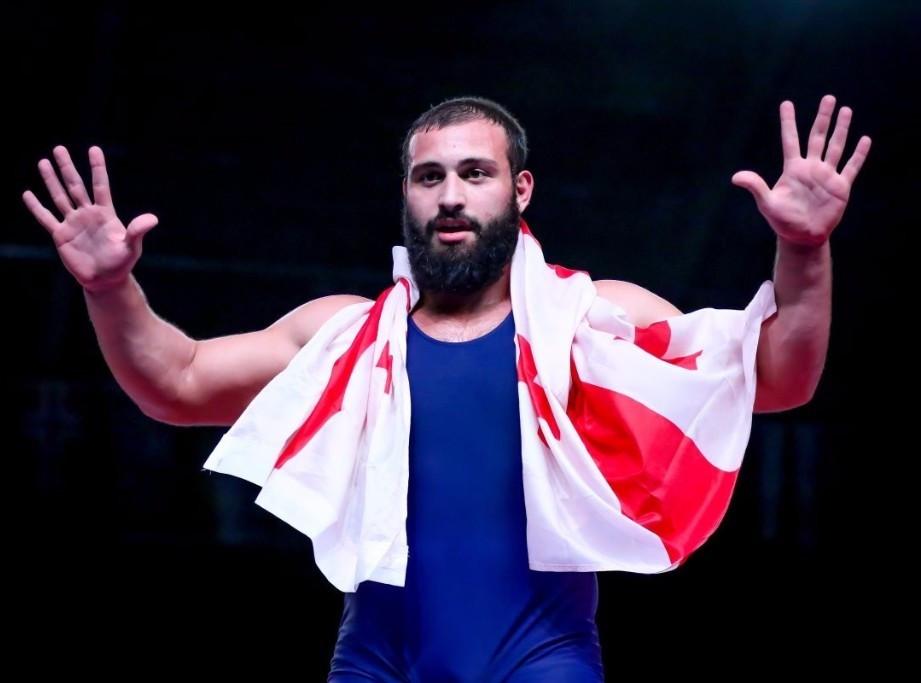Georgia's Pataridze retains crown on final day of UWW World Junior Championships