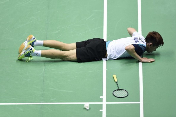 Lee stuns top seed to win BWF New Zealand Open crown