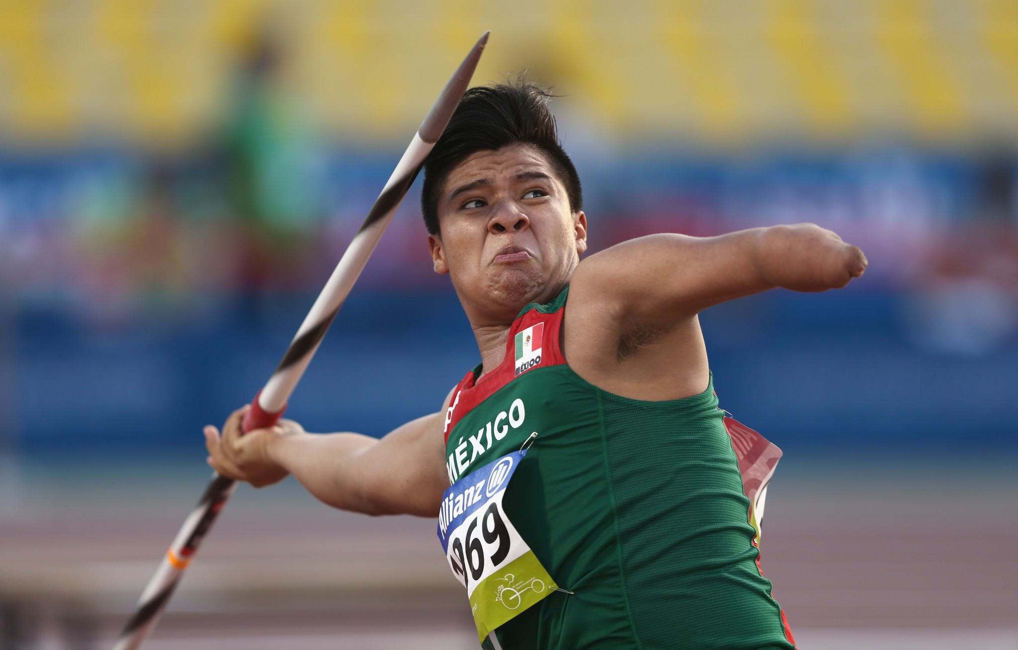 Parapan champion Buenaventura wins World Para Athletics Junior Championships gold on final day