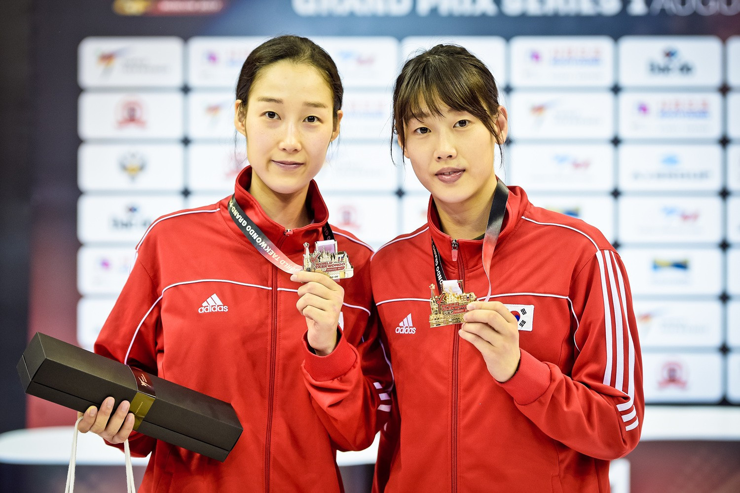 South Korea win two gold medals on final day of World Taekwondo Grand Prix in Moscow