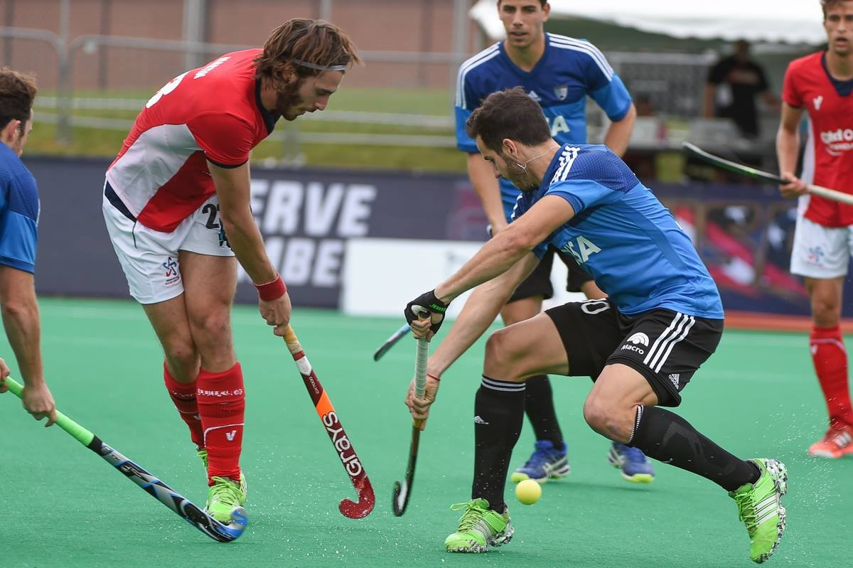 Olympic champions continue strong start to Pan American Hockey Cup