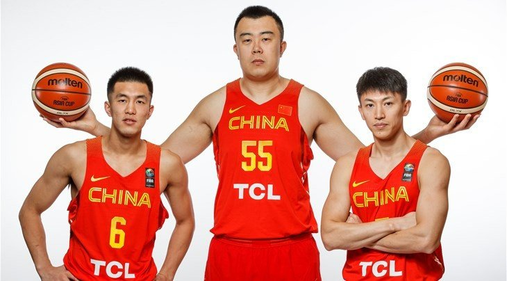 China's men's basketball have a tough path to the Tokyo 2020 Olympics ©FIBA