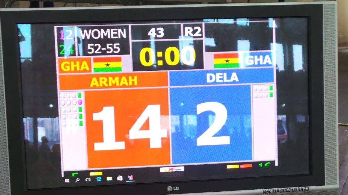 Ghana is hoping to improve its taekwondo prowess ©GTF