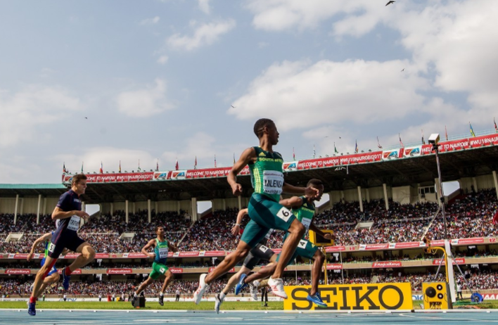 Nairobi hosted the IAAF World Under-18 Championships last month ©Getty Images
