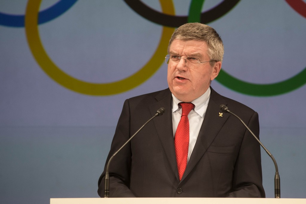 Thomas Bach is due to visit Vanuatu in the wake of tropical cyclone Pam ©Getty Images