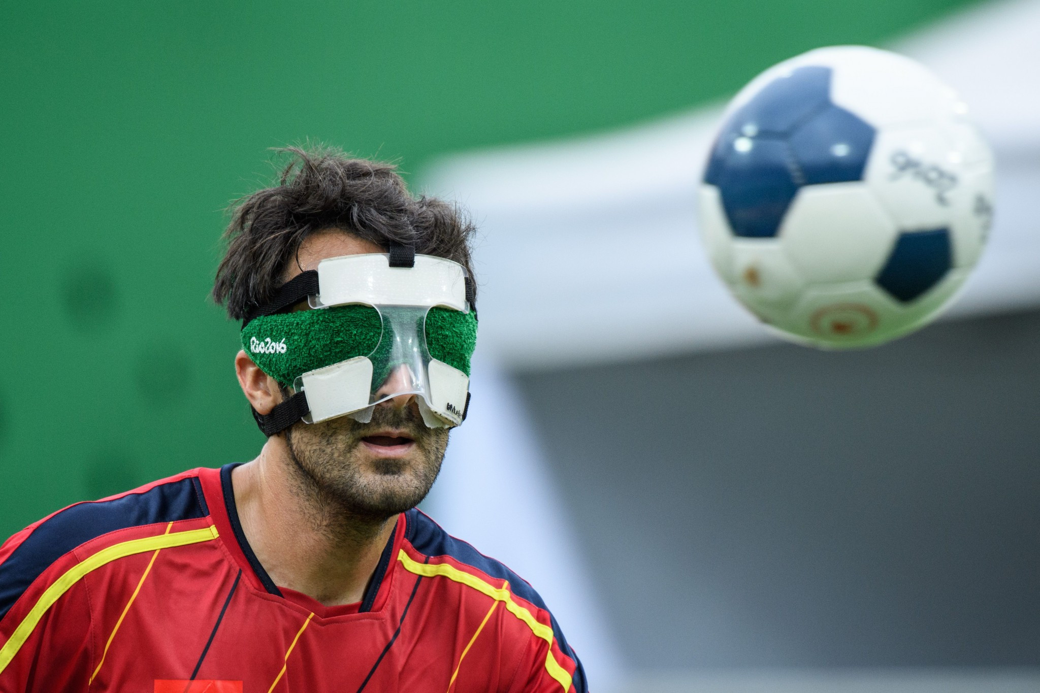 Blind football action in Berlin will be streamed online ©Getty Images