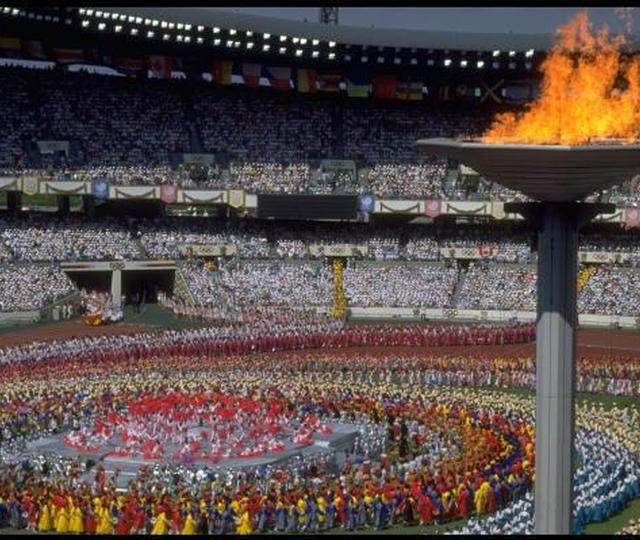Opening Ceremony of Seoul 1988