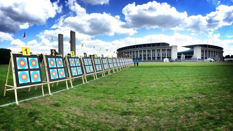 Largest field of Archery World Cup season heading to Berlin