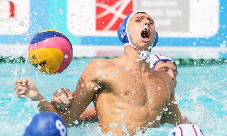 Greece and Russia in thrilling draw at World Men's Junior Water Polo Championships