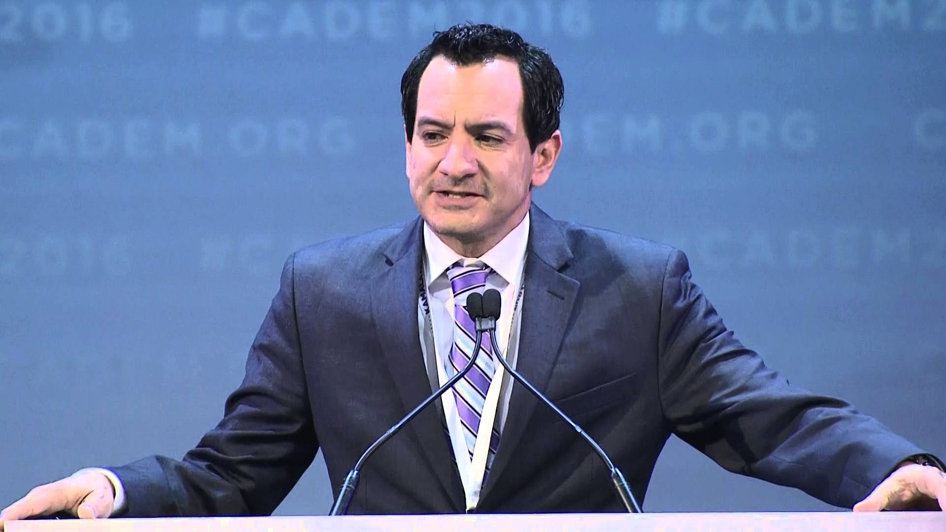 California State Assembly Speaker Anthony Rendon has sent a letter pledging State support for Los Angeles when it hosts the 2028 Olympic and Paralympic Games ©YouTube