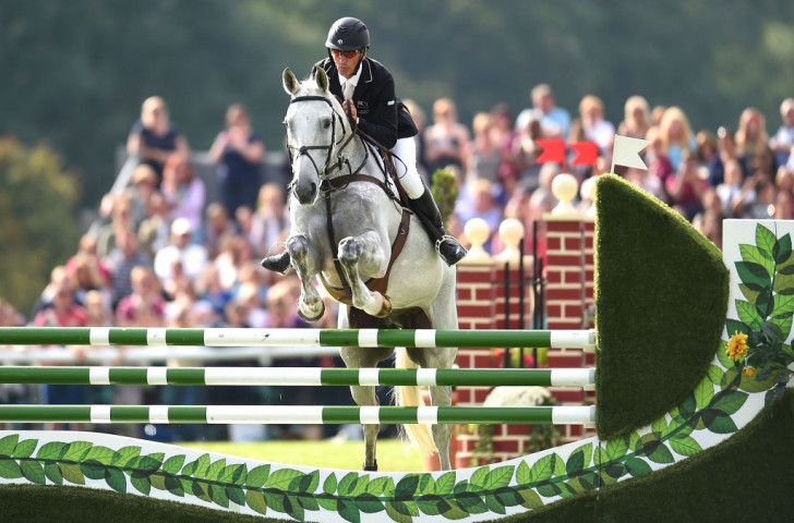 Burghley Horse Trials is one of only six Concours Complet International (CCI) four star events in the world