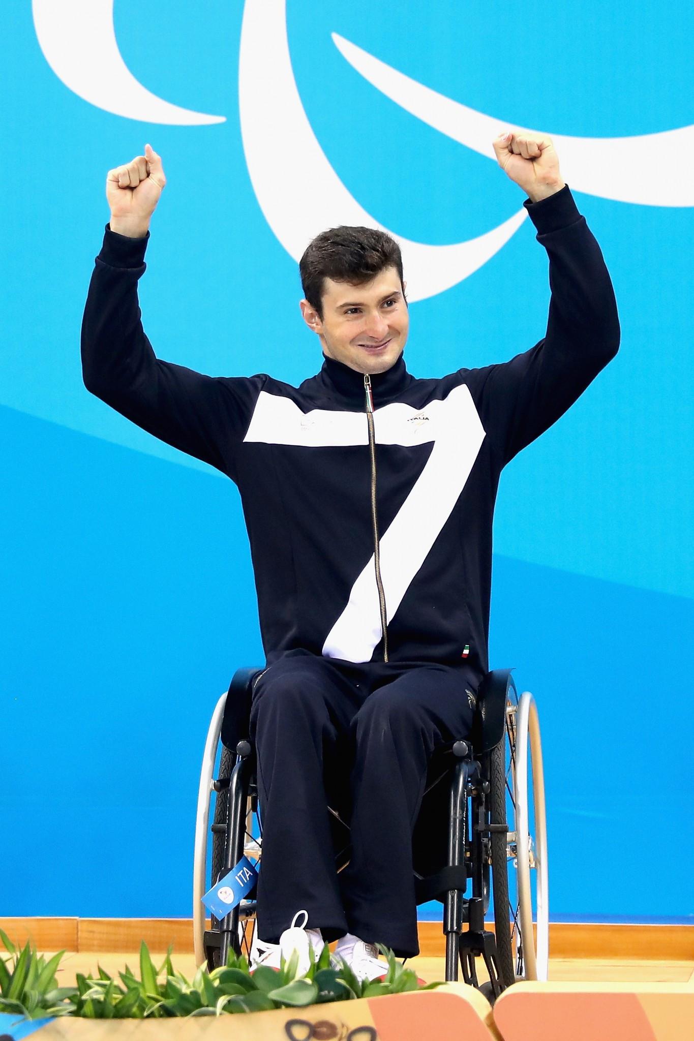 Francesco Bocciardo will also be looking to take his Rio 2016 form into Mexico City  ©Getty Images