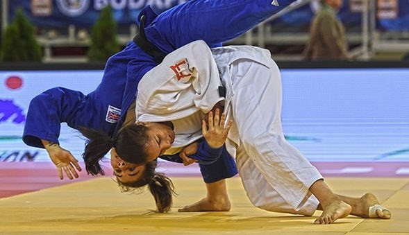 IJF eagerly anticipate first mixed team event at senior World Championships