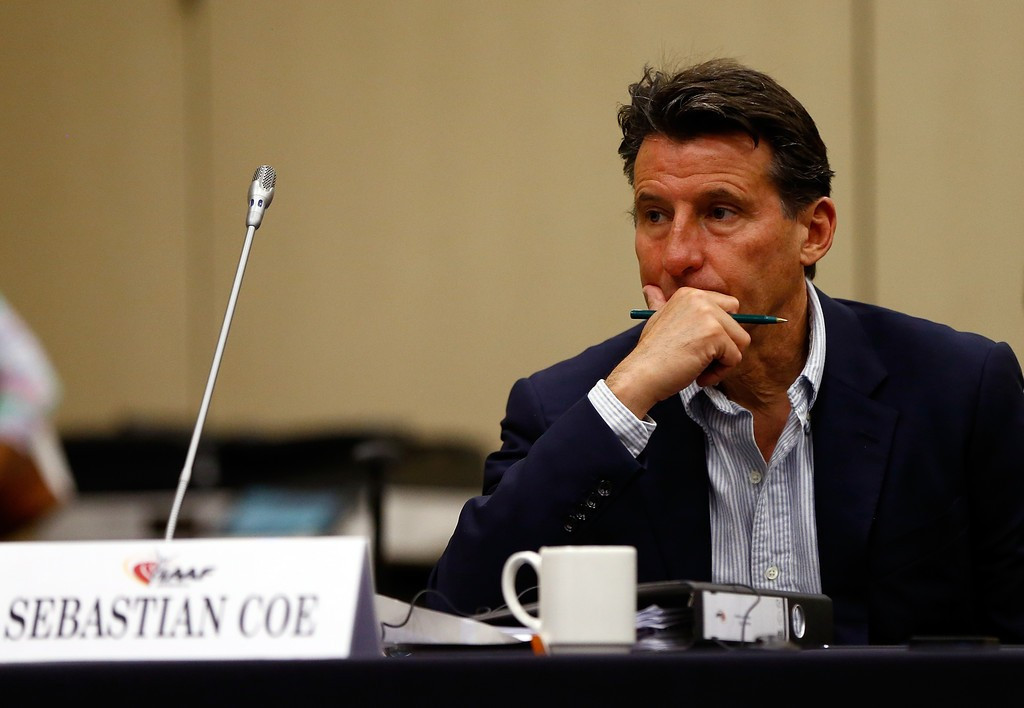 More countries back Coe as he powers ahead in race to become new IAAF President