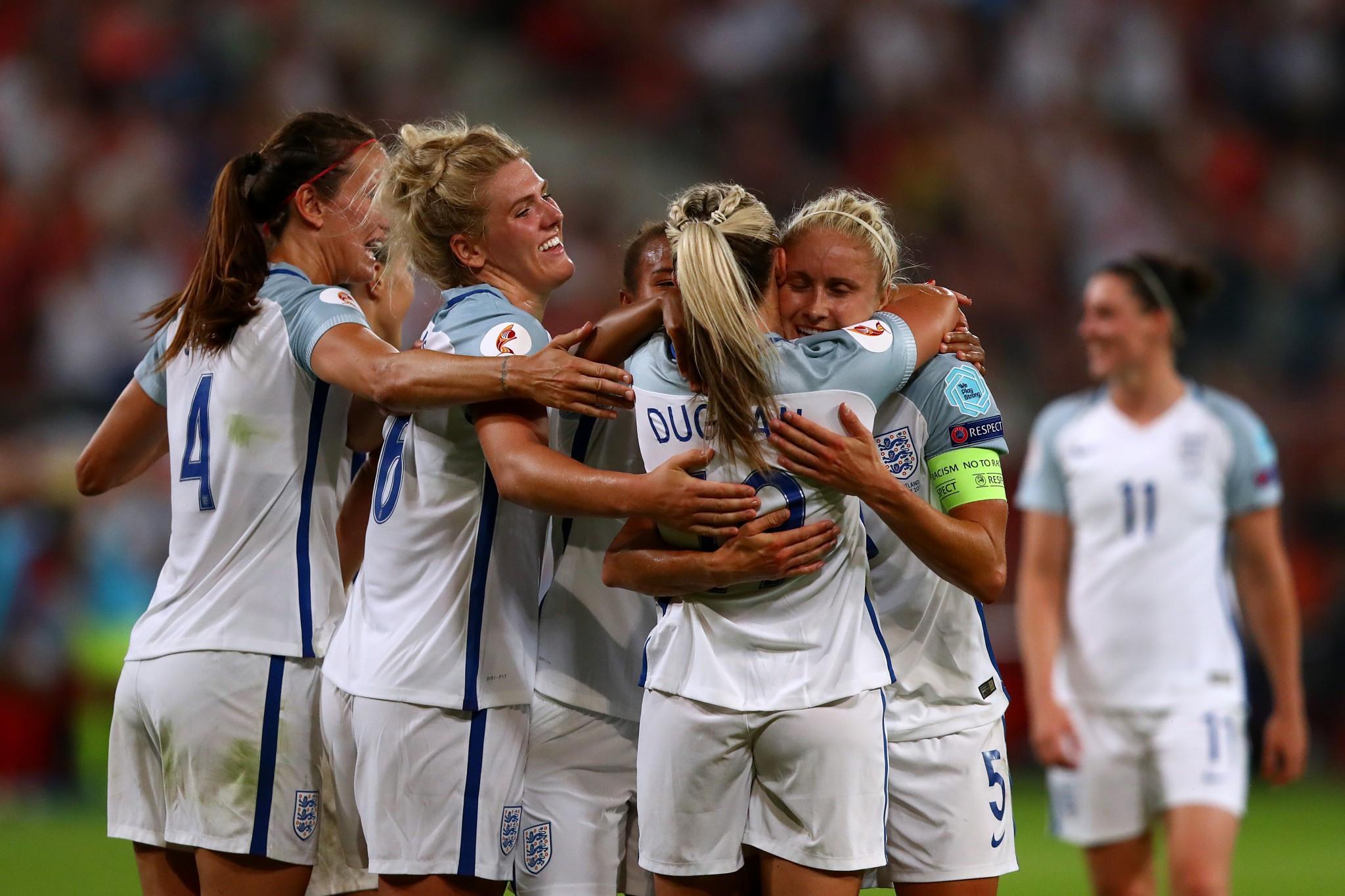 England to bid for 2021 UEFA European Women's Championship
