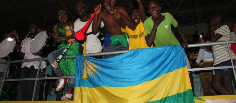 Rwanda gave their fans plenty to cheer about with success in the women's ParaVolley Africa Sitting Volleyball Championships ©Rwanda ParaVolley