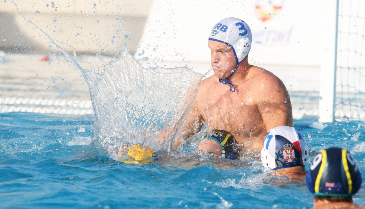 Serbia through to quarter-finals at World Men's Junior Water Polo Championships